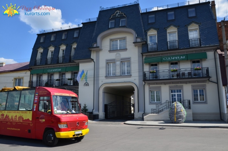 Отель Kavalier