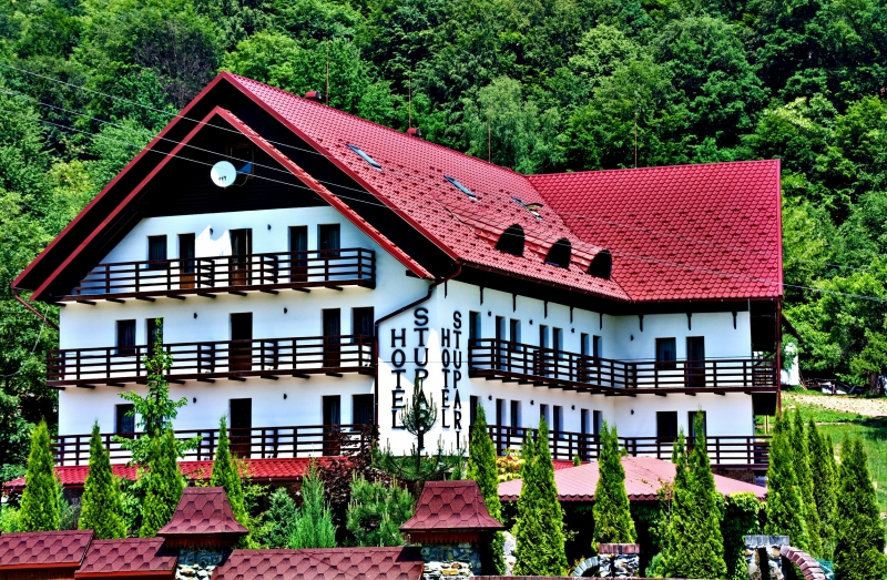 Гостиничный комплекс Ступарь Шаян