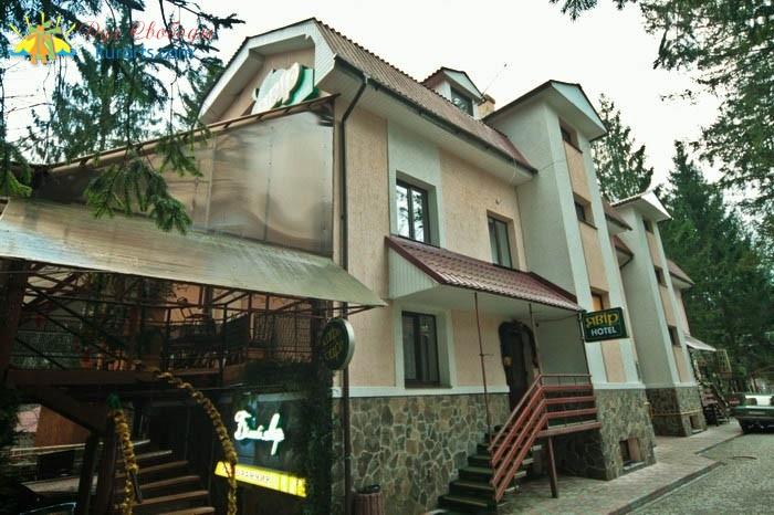 Отель Белый Явор