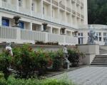Территория санатория Мраморный дворец