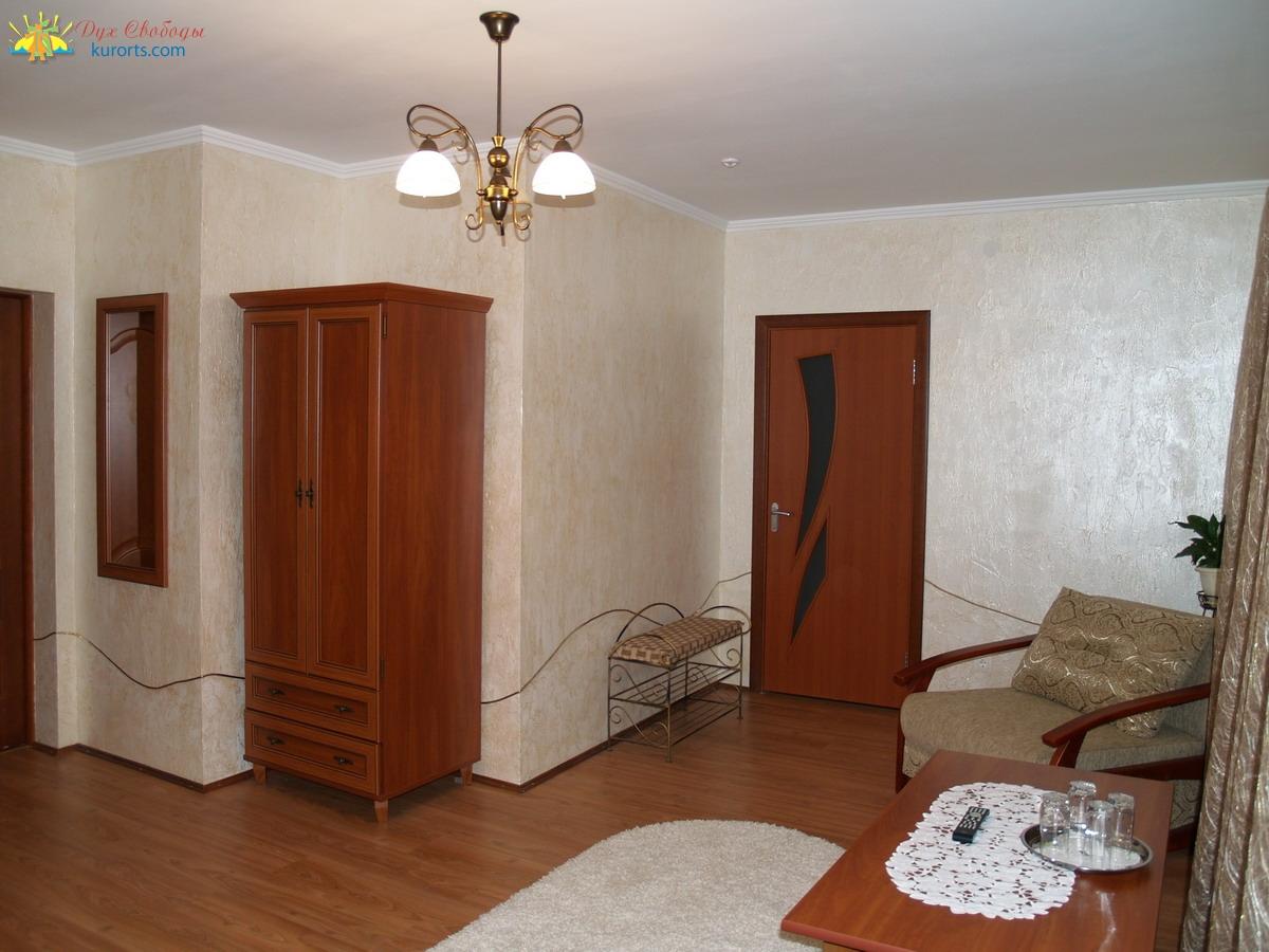 Аппартаменты гостиная