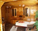 Гостиная люкс коттедж
