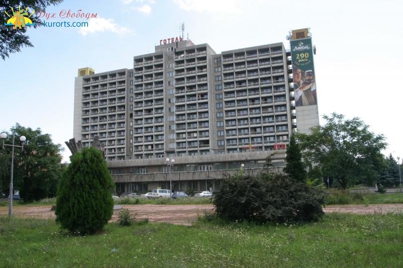 Отель Интурист-Закарпатье