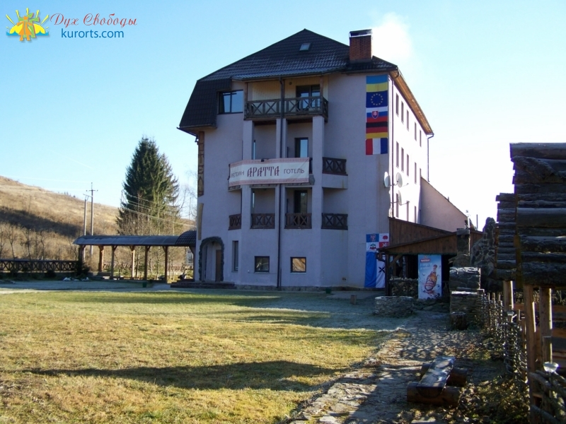 Отель Аратта