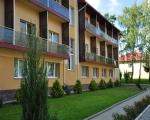 Корпус санатория Прикарпатская Ватра