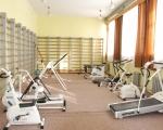 Физкультурный кабинет санатория Прикарпатская Ватра