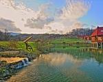 Легенда Шаян озеро