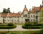 старинный дворец австрийского графа Шенборна