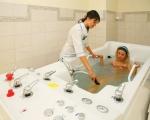 Минеральная ванна Карпатия