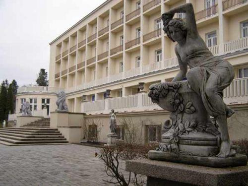 Санаторий в Моршине