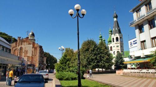 Пешеходная улица Федорова