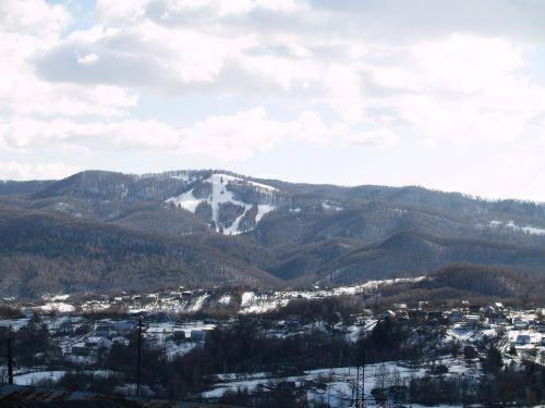 Горнолыжные склоны Косов