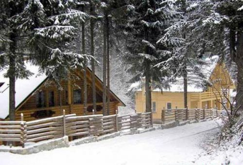 Татаров зимой.