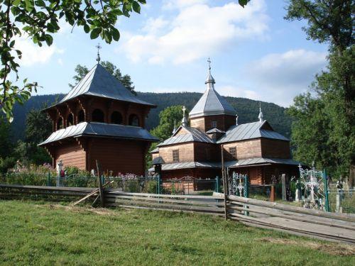 Церковь Яремча